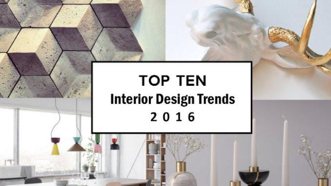 Interior design trends for Winter 2016/17 – Tortoise Property Blog ...